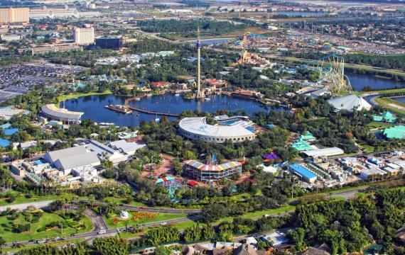Orlando, Disney World, Stati Uniti