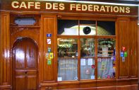 Caf� des F�d�rations