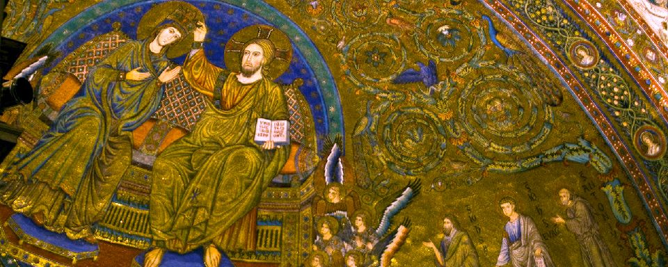 Santa Maria Maggiore Roma Lazio Italia