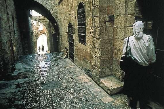 Il quartiere armeno della Città Vecchia di Gerusalemme dans immagini di città e luoghi stranieri 4_big