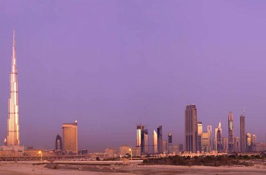 Il burj khalifa il grattacielo pi alto del mondo dubai for Il grattacielo piu alto del mondo