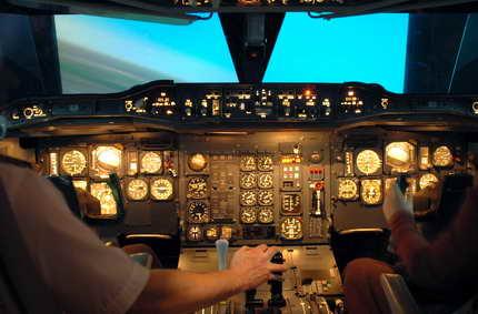 l 39 efficacia della seduta nella cabina del pilota