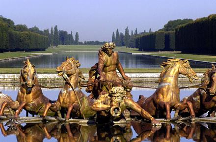 La reggia di versailles francia i giardini pi belli for Charles che arredo la reggia di versailles