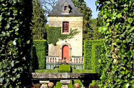 Il giardino alla francese d 39 erygnac francia i giardini - Giardino francese ...
