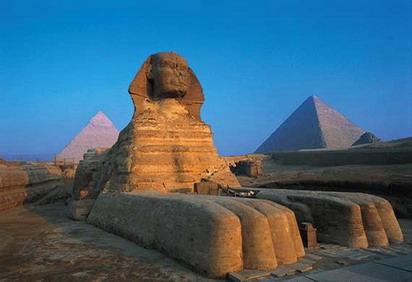 Le Piramidi Di Giza La Rinascita Delle Sette Meraviglie
